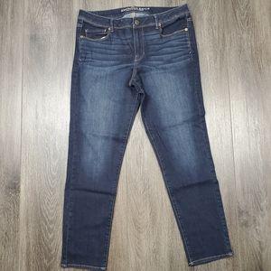American Eagle super skinny jean